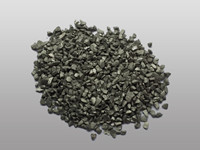 Pure tungsten granules